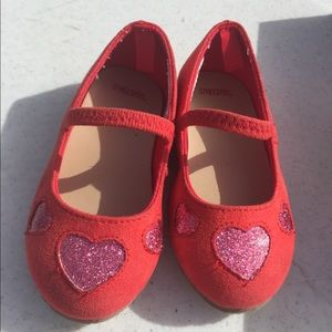 a303790ff Kids Red Glitter Shoes on Poshmark